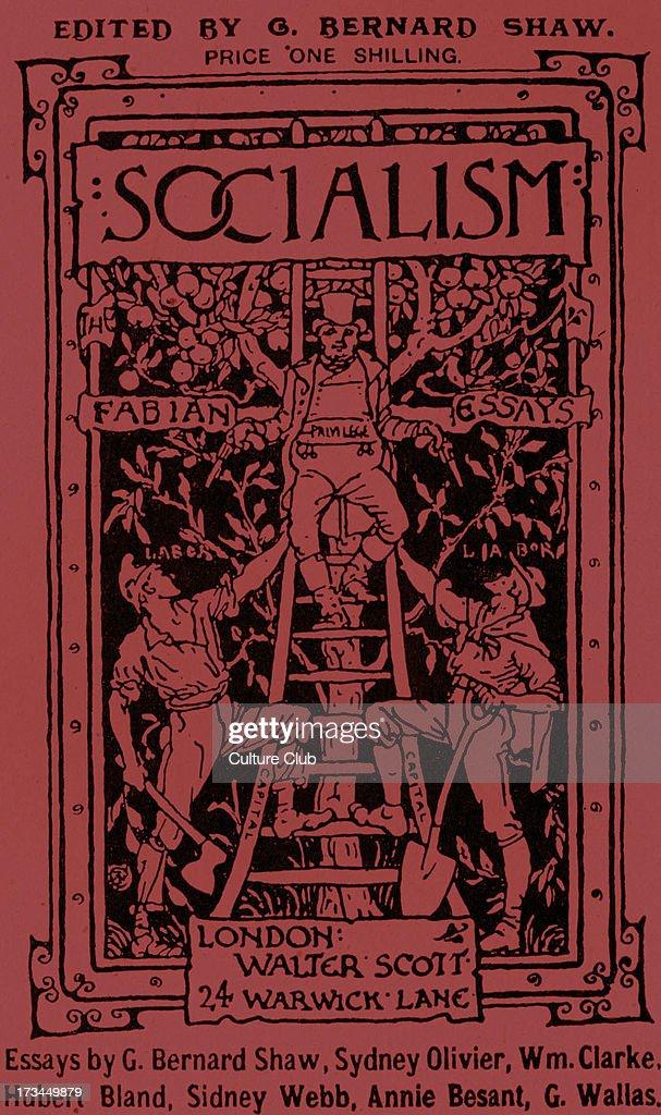 Fabian Essays in Socialism by George Bernard Shaw — Reviews ...