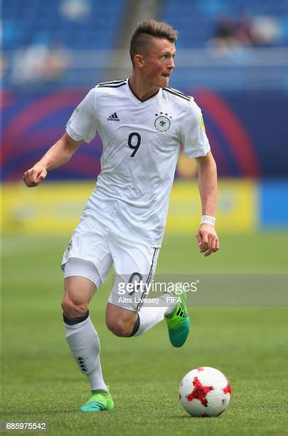 Fabian Reese of Germany during the FIFA U20 World Cup Korea Republic 2017 group B match between Venezuela and Germany at Daejeon World Cup Stadium on...