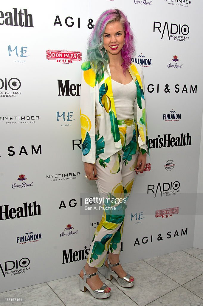 Fabien attends the Men's Health X Agi Sam LCM Party at Radio Bar at the ME Hotel on June 14 2015 in London England