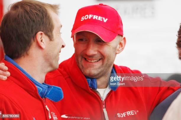 Fabien BARTHEZ engage en Porsche Carrera Cup Team SOFREV ASP Course auto Super Serie FFSA saison 2008 Circuit Paul Armagnac de Nogaro