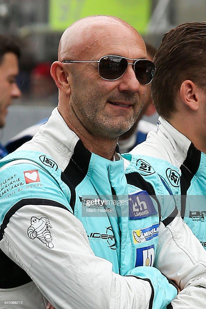 The Le Mans 24 Hour Race At The Circuit De La Sarthe