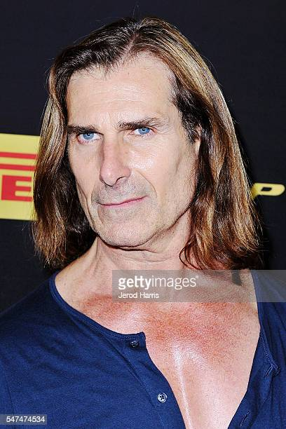 Fabio attends the Global Launch of Pirelli P Zero World on July 14 2016 in Los Angeles California