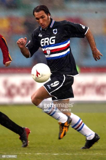 Fabio Bazzani Sampdoria