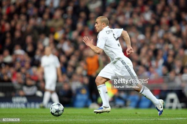 Fabio CANNAVARO Real Madrid / Liverpool 1/8 Finale Champions League