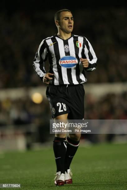 Fabio Cannavaro Juventus