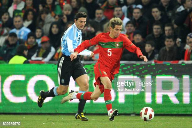 Fabio COENTRAO Argentine / Portugal Match amical Geneve