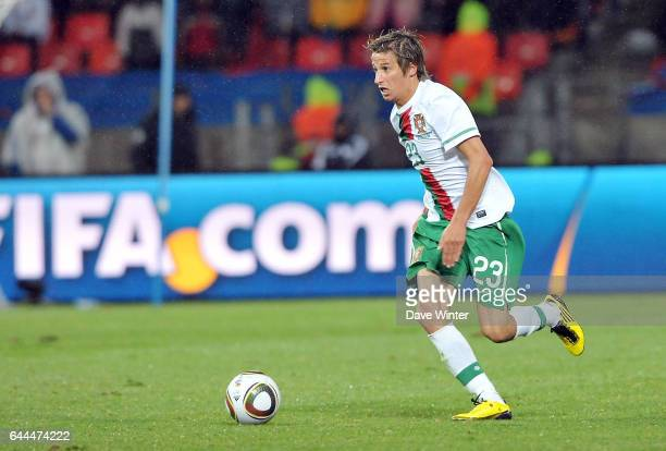 Fabio COENTRAO Cote d'Ivoire / Portugal Coupe du Monde 2010 Match 13 Groupe G Nelson Mandela Bay Stadium Port Elizabeth Afrique du Sud Photo Dave...