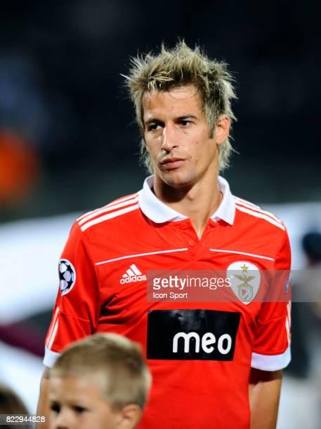 Fabio COENTRAO Lyon / Benfica Champions League