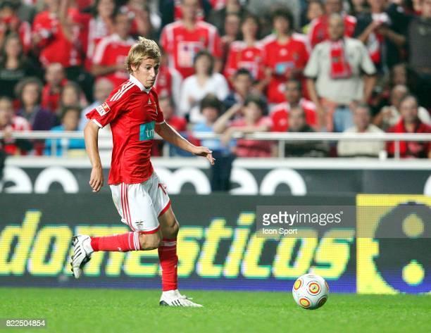 Fabio Coentrao Benfica / Nacional Madeira Championnat du Portugal