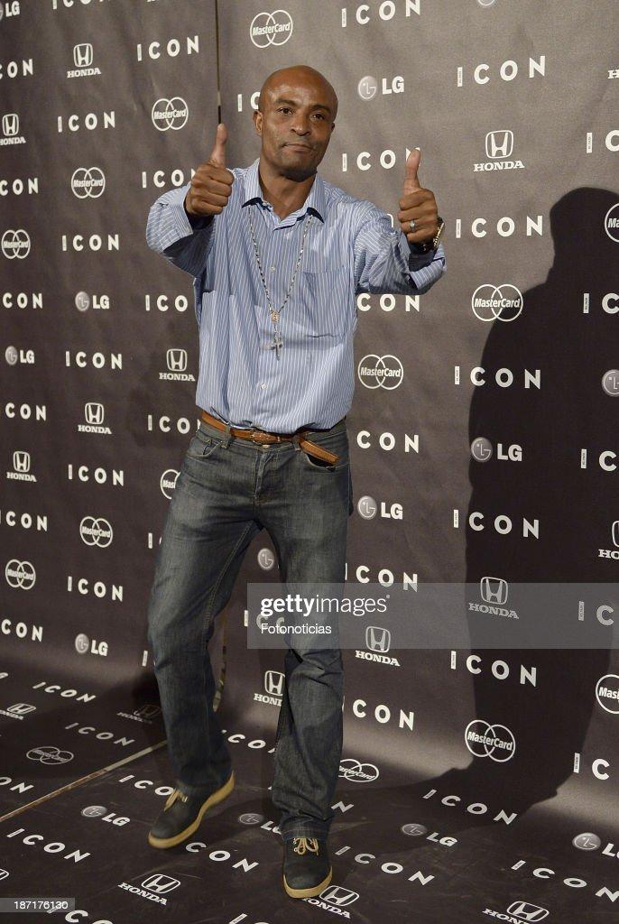 Fabio Consezao attends 'Icon' magazine launch party at the Circulo de Bellas Artes on November 6, 2013 in Madrid, Spain.