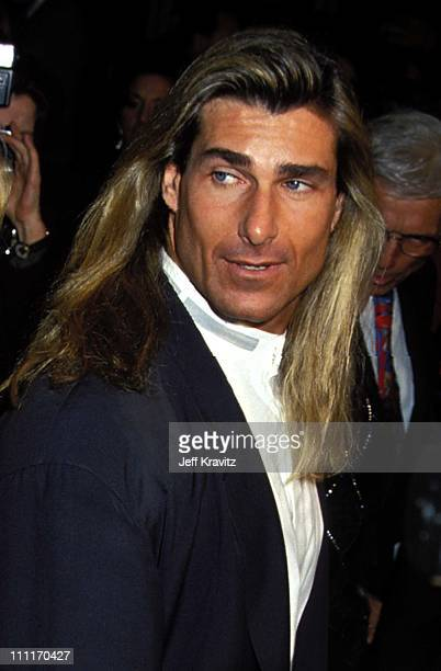 Fabio during 'Sunset Blvd' Los Angeles Premiere in Los Angeles California United States