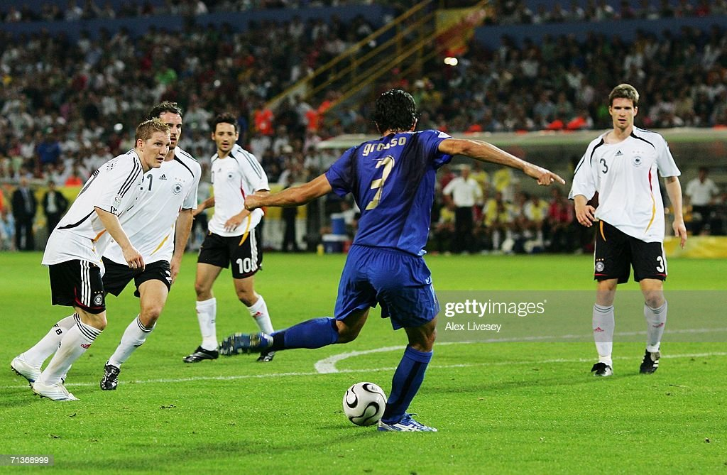 Semi-final Germany v Italy - World Cup 2006