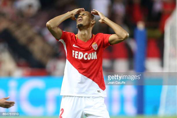 Fabio Henrique Fabinho of Monaco during the UEFA Champions League group G match between AS Monaco and FC Porto at Stade Louis II on September 26 2017...