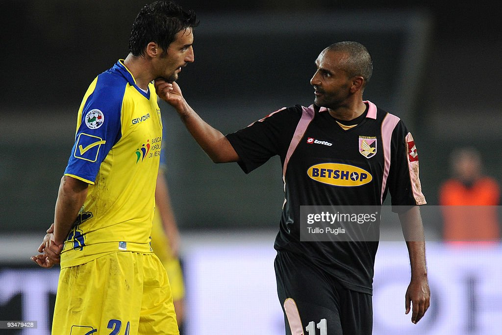 AC Chievo Verona v US Citta di Palermo - Serie A