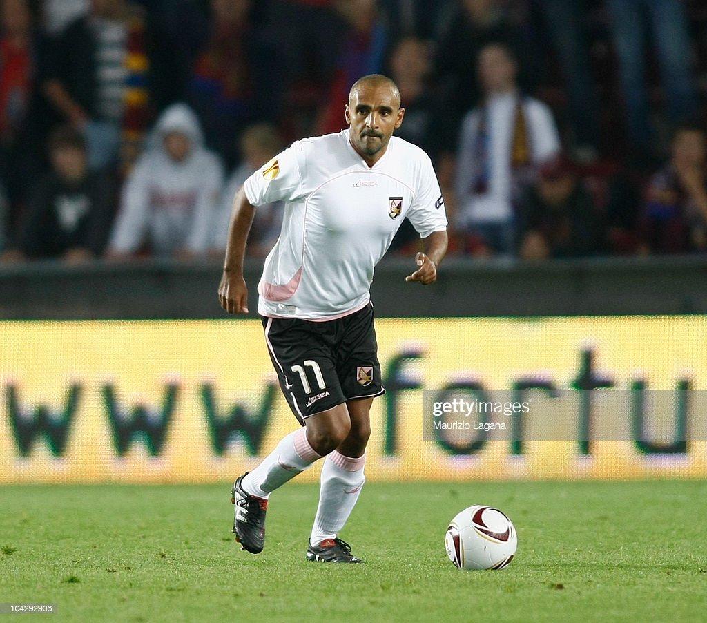 AC Sparta Prague v US Citta di Palermo - UEFA Europa League