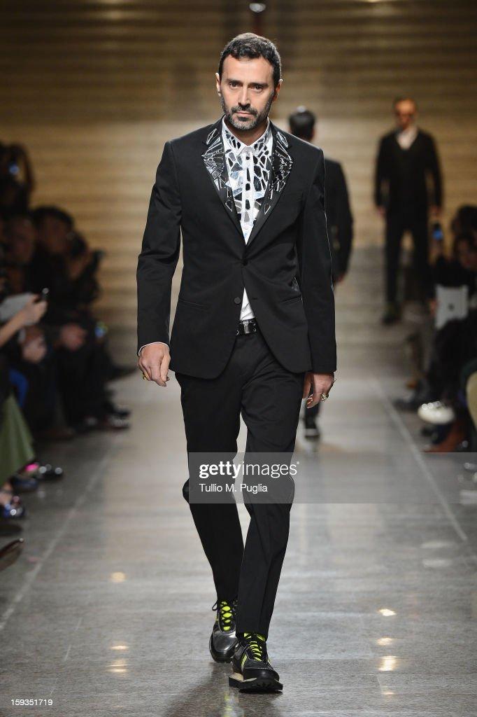 Frankie Morello - Runway - Milan Fashion Week Menswear Autumn/Winter 2013