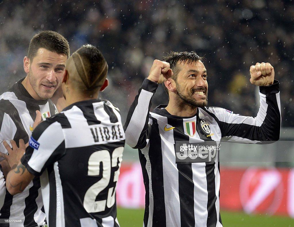 Juventus v Celtic - UEFA Champions League Round of 16