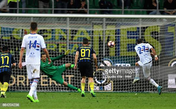 FC Internazionale v UC Sampdoria - Serie A : News Photo