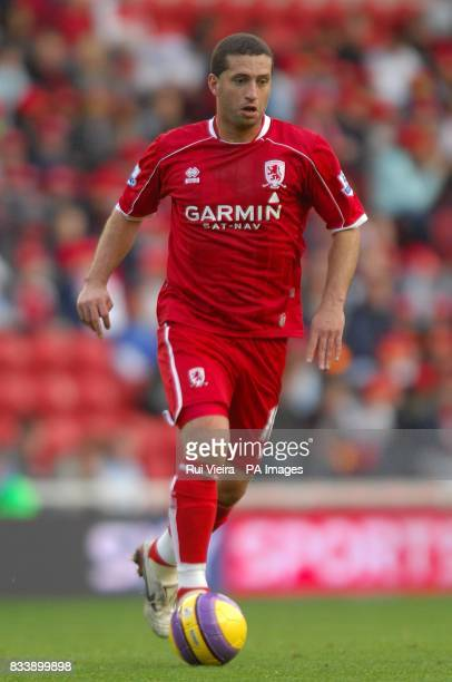 Fabio Rochemback Middlesbrough