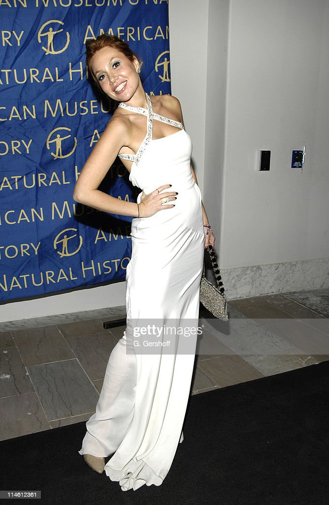 Fabiola Beracasa during American Museum of Natural History Holds its Annual Winter Dance Arrivals in New York City New York United States