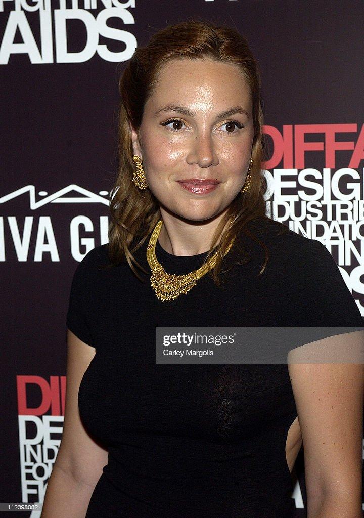 Fabiola Beracasa during Maggie Rizer Hosts MAC Viva Glam Casino to Benefit DIFFA at Gotham Hall in New York City New York United States