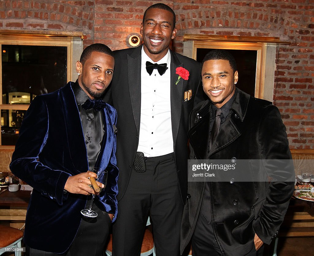 Amare Stoudemire & Fabolous Birthday Dinner s and