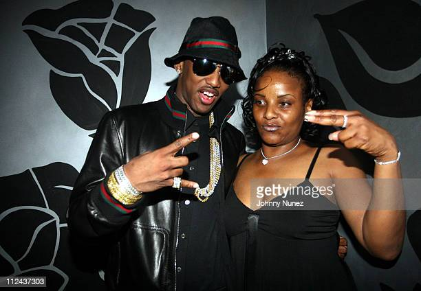 Fabolous and Sister during Level Vodka and Esquire Magazine Host Party for Fabolous' New Album 'From Nothing to Something' June 12 2007 at Runway in...
