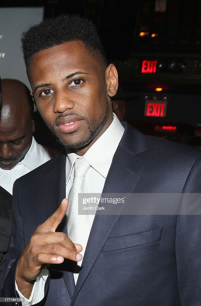 <a gi-track='captionPersonalityLinkClicked' href=/galleries/search?phrase=Fabolous&family=editorial&specificpeople=215255 ng-click='$event.stopPropagation()'>Fabolous</a> attends the 10th Annual Hennessy Privelage Awards honoring Carmelo Anthony at The Griffin on August 21, 2013 in New York City.