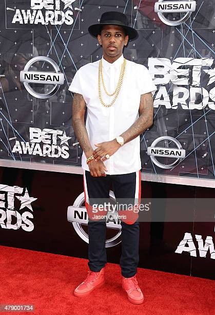 Fabolous attends the 2015 BET Awards at the Microsoft Theater on June 28 2015 in Los Angeles California