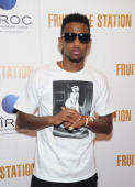 Fabolous attends the 'Fruitvale Station' screening at the Museum of Modern Art on July 8 2013 in New York City
