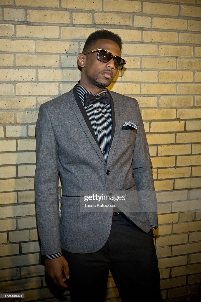 <a gi-track='captionPersonalityLinkClicked' href=/galleries/search?phrase=Fabolous&family=editorial&specificpeople=215255 ng-click='$event.stopPropagation()'>Fabolous</a> attends the Moet Rose Lounge Chicago hosted by <a gi-track='captionPersonalityLinkClicked' href=/galleries/search?phrase=Fabolous&family=editorial&specificpeople=215255 ng-click='$event.stopPropagation()'>Fabolous</a> at Drum Bar at the Raffaello Hotel on July 6, 2013 in Chicago, Illinois.