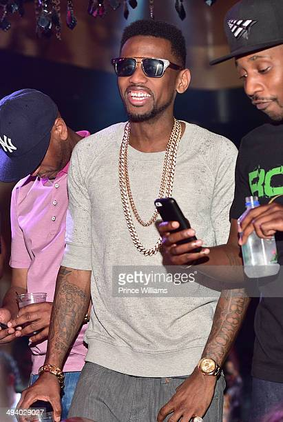Fabolous hosts a Memorial Day party at Vanquish Lounge on May 26 2014 in Atlanta Georgia