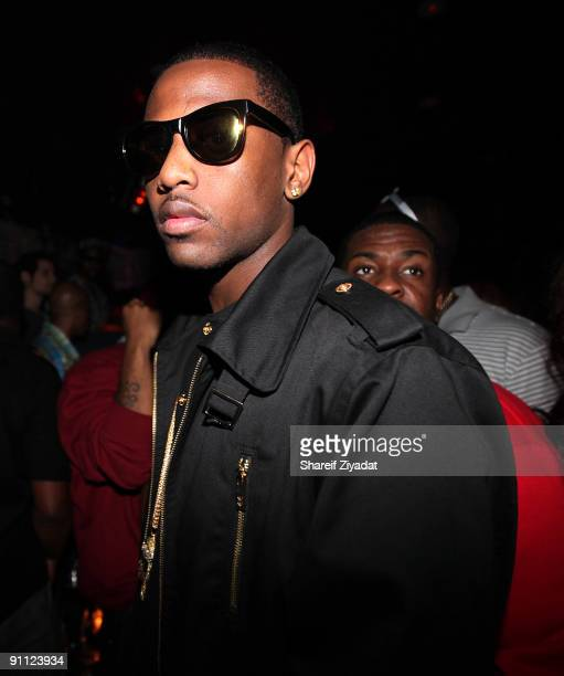 Fabolous seen during Sean Pecas Birthday Celebration at Pink Elephant on September 23 2009 in New York City