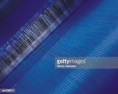 Fabric threader : Stock Photo