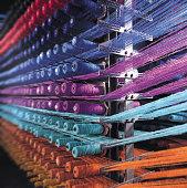 Fabric winder
