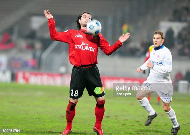 Fabrice COLLEAU Guingamp / Chateauroux 24e journee Ligue 2