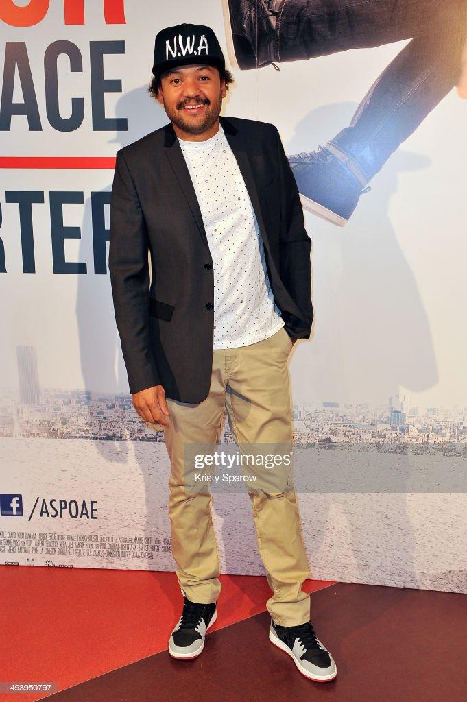 """""""Amour Sur Place"""" Paris Premiere At Cinema Gaumont Capucines"""