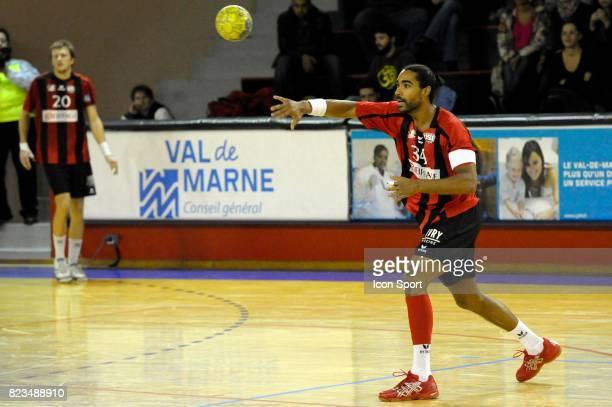 Fabrice GUILBERT Ivry / Dijon Match en retard 5eme Journee Division 1