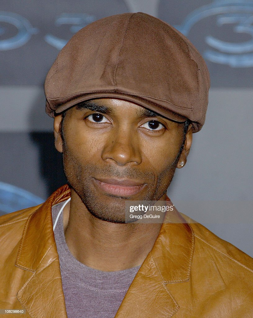 Fabrice Morvan during Xbox 360 Halo 3 Sneak Preview - Arrivals at Quixote Studios in West Hollywood, California, United States.
