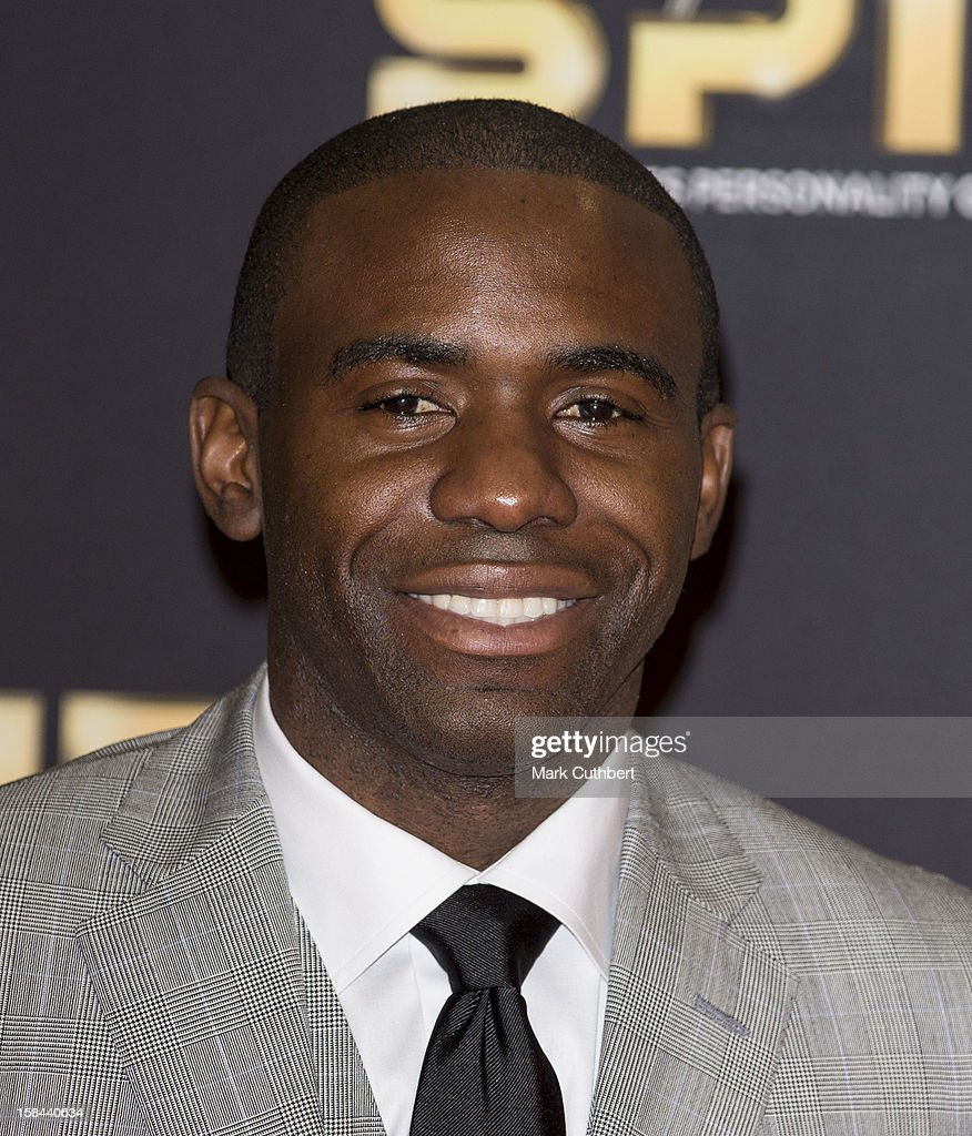 <a gi-track='captionPersonalityLinkClicked' href=/galleries/search?phrase=Fabrice+Muamba&family=editorial&specificpeople=745514 ng-click='$event.stopPropagation()'>Fabrice Muamba</a> attends the BBC Sports Personality Of The Year Awards at ExCel on December 16, 2012 in London, England.