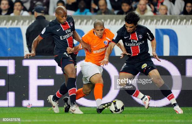 Fabrice PANCRATE / Sofiane FEGHOULI / CEARA PSG / Grenoble 7e journee Ligue 1