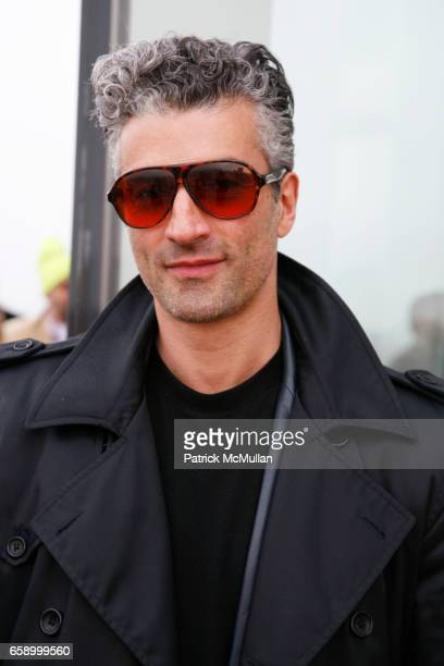 Fabrizio Brienza attends THE COOPER SQUARE HOTEL MINIBAR EXCLUSIVES UNVEILING at Cooper Square Hotel Penthouse on April 21 2009 in New York City