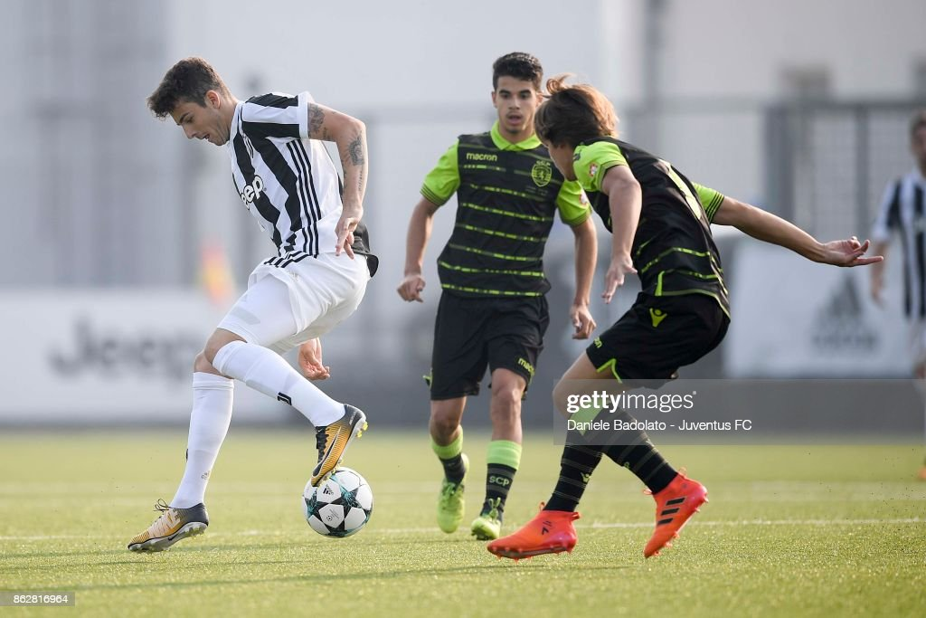 Juventus v Sporting CP - UEFA Youth League