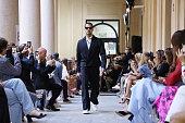 Sophia Nubes - Runway - Milan Fashion Week - Spring /...