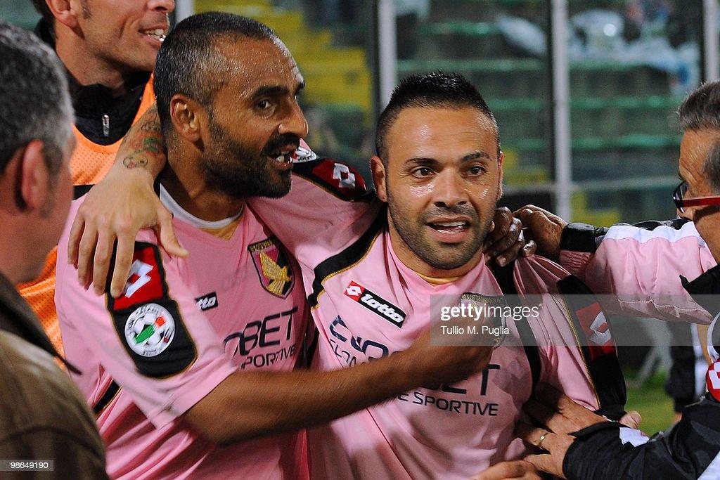 US Citta di Palermo v AC Milan - Serie A