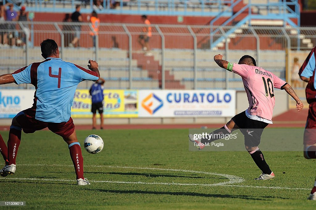 Trapani Calcio v US Citta di Palermo - Pre Season Friendly