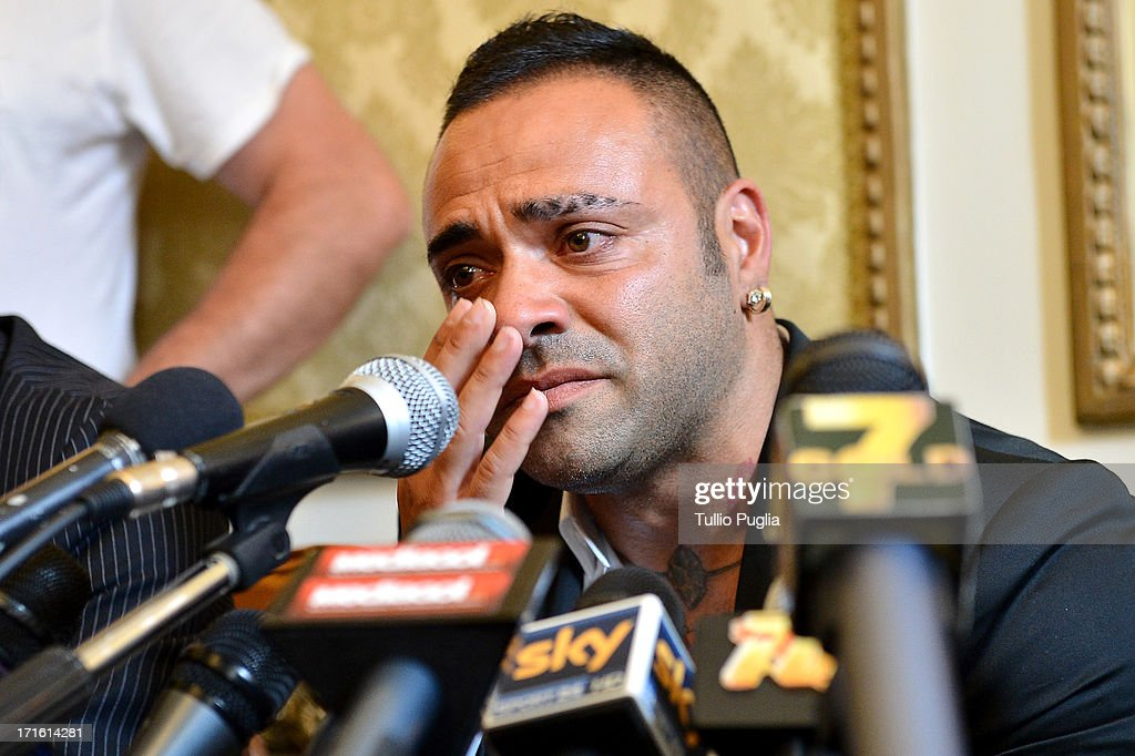 Fabrizio Miccoli Press Conference