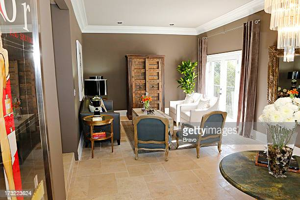 LEWIS 'Fabulous Delusion ' Episode 201 Pictured Living Room after renovation