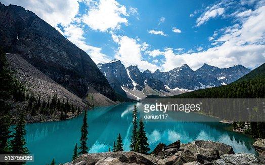 fabulous mountain scenery animal. : Stock Photo