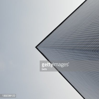 Facade abstract : Stock Photo